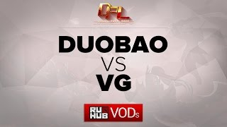 DUOBAO vs VG, game 1