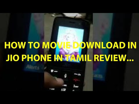 How to movie download in jio phone tamil