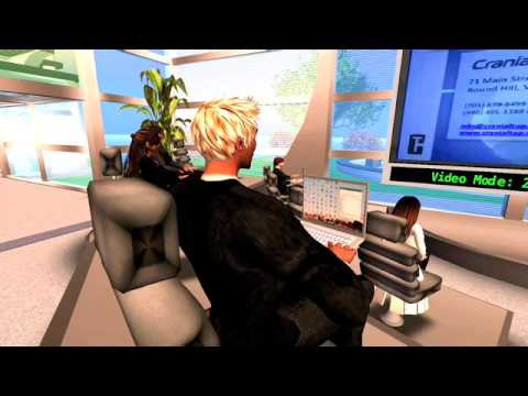 eGovernment in Virtual Worlds