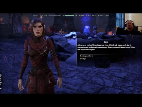 Elder Scrolls Online - Thieves Guild DLC - Partners In Crime