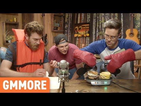 Download Video Breakfast Sandwich Maker Competition