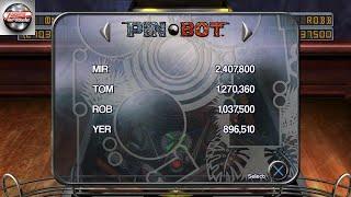 Pinball Arcade: Pin*Bot (Playstation 4) by RetroRob