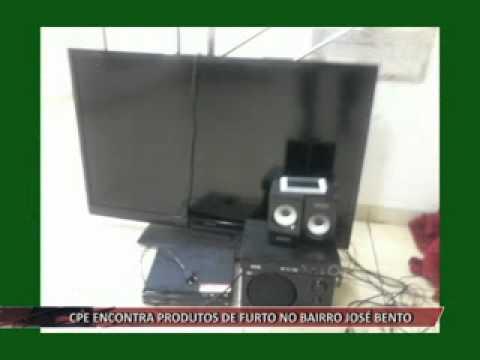 JATAÍ | Polícia apreende itens roubados em residência