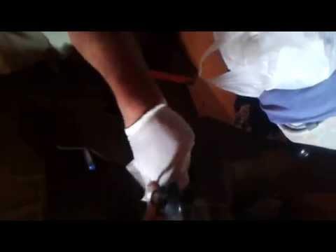 carabineros atendiendo un parto en peñalolen (видео)