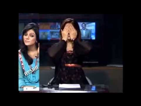 Pakistan anchors - FUNNY bloopers