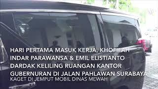Download Video Khofifah Kaget, Hari Pertama Masuk Kerja Dijemput Mobil Mewah MP3 3GP MP4
