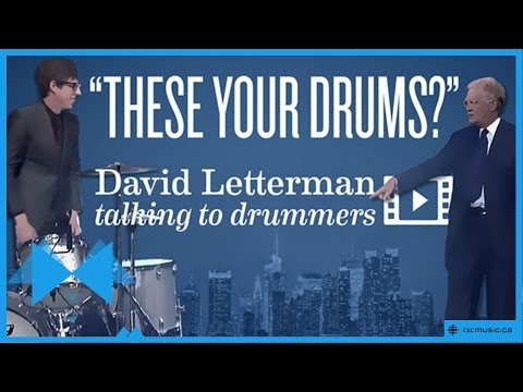 david - Read Full Blog on Dave's obsession with drums: http://r3.ca/0fwS Check out CBC Music: http://www.cbcmusic.ca LIke us on Facebook: https://www.facebook.com/CB...
