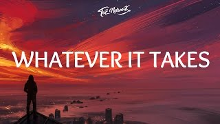 Video Imagine Dragons - Whatever It Takes (Lyrics / Lyric Video) MP3, 3GP, MP4, WEBM, AVI, FLV Mei 2018