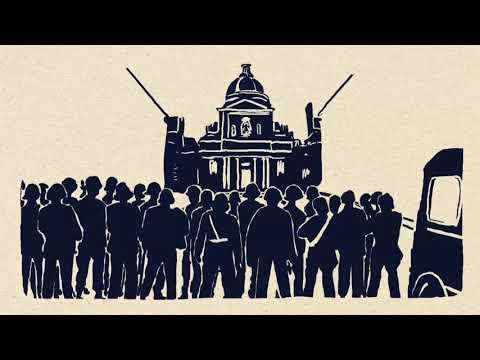 Der Pariser Mai 1968 und der Pflasterstein | Karambolage | ARTE