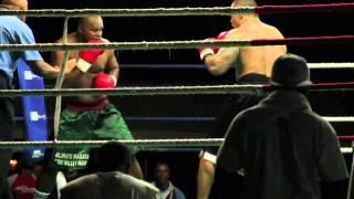 Heavyweight Fijian Title elimination bout between Napoleon Taumoepeau and Alipate Nagata. Fight took place in Nadi, Fiji, Prince Charles Park, March 16th ...