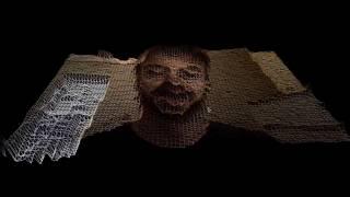 Max/MSP - Audio Reactive Webcam 3D Mesh