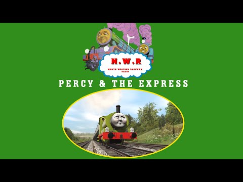 NWR Tales S9 Ep.8: Percy & The Express