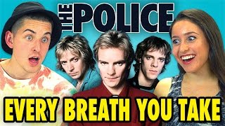 LYRIC BREAKDOWN - Every Breath You Take - THE POLICE (REACT)