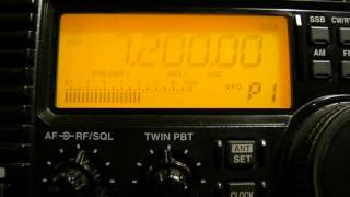 7200khz,Radio Ethiopia, Addis Ababa, ETH,French.