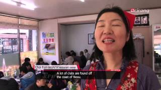 Yeosu-si South Korea  City new picture : Korea Top 10 - S2E04_08 Soy sauce crawfish buffet restaurant, Yeosu 여수 무한리필 간장게장 집