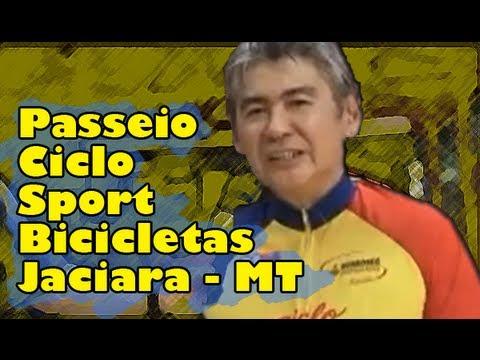 Pedalada em Jaciara - Mato Groso - Ciclo Sport Bicicletas