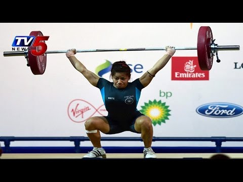 India Bagged 1 Gold, 1 Silver Medals In Womens Weightlifting : TV5 News