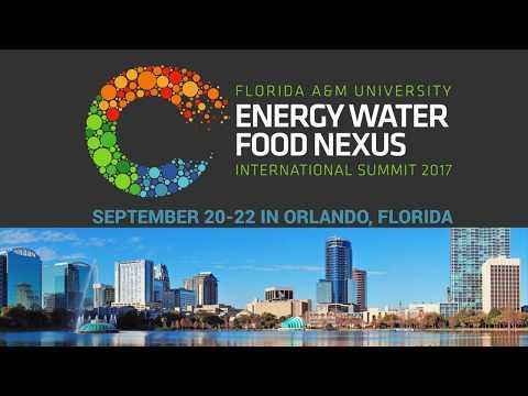 FAMU, City of Orlando Will Host International Summit to Address Energy, Water, Food Crisis