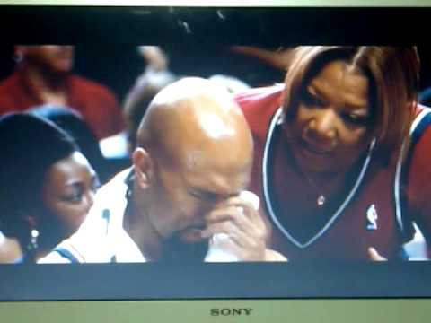 """My favorite part of my favorite movie, """"Just Wright"""""""