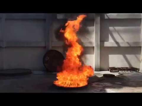 TSE Tuzla Yerleşkesi Yangın Tatbikatı