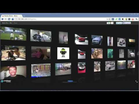 Video of Remote Gallery 3D