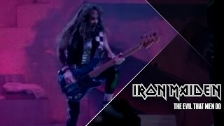 Nonton Iron Maiden   The Evil That Men Do  Official Video  Film Subtitle Indonesia Streaming Movie Download
