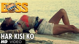 Har Kisi Ko Nahi Milta Yahan Pyaar Zindagi Mein - Video Song - Boss
