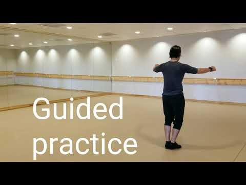 Bronze Samba Basics Class #2: Guided Practice, Class Routine, And Syllabus Names