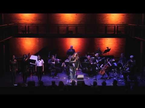LeE HARVeY OsMOND on Halloween Parade by Lou Reed w the Art Of Time Ensemble – Toronto '15