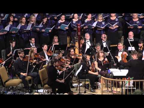 Adonai – Song Of My Soul / Christmas concert 2012 / Choir Credo / Хор Кредо