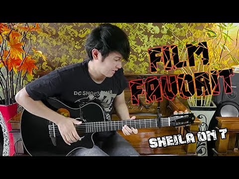 (Sheila On 7) Film Favorit - Nathan Fingerstyle | Guitar Cover | Guidrum