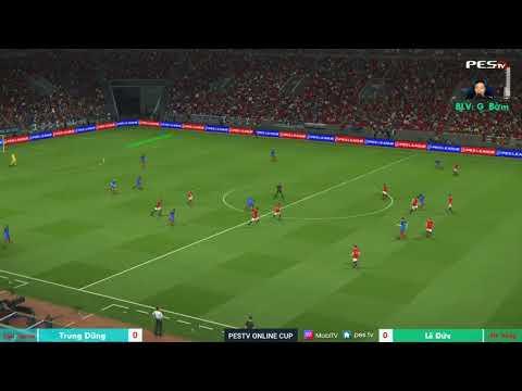PESTV Online Cup | Bảng A | Thái Nguyên - Trung Dũng vs Đà Nẵng - Lê Đức 01-11-2017