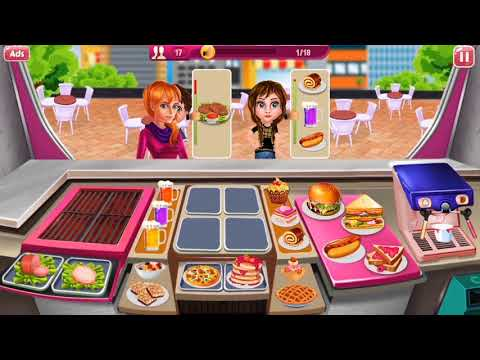 Food Truck Street Kitchen Cooking Games