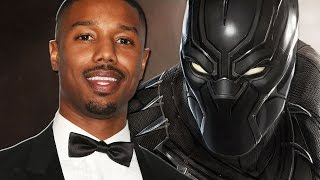 Michael B. Jordan Joins Black Panther Movie by Clevver Movies