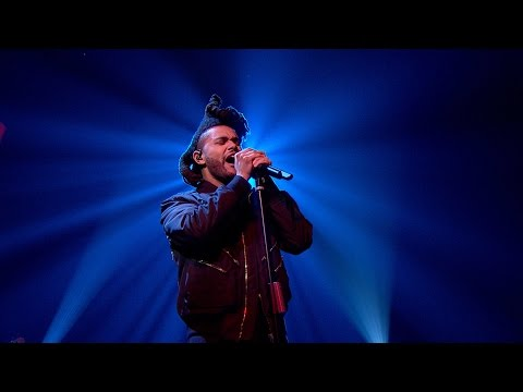 The Weeknd - Can't Feel My Face - Later… with Jools Holland - BBC Two (видео)