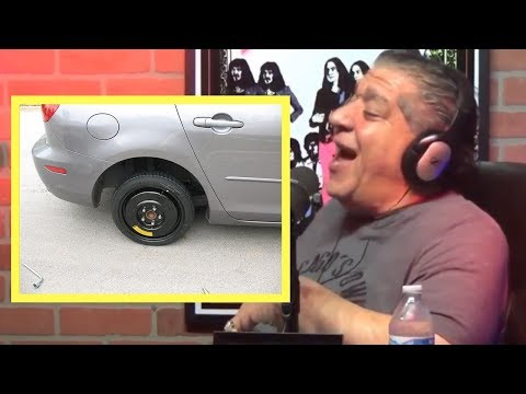 Joey Diaz Drives For Months On A Donut Tire