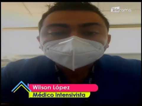 Unidades de cuidados intensivos al límite en Cuenca
