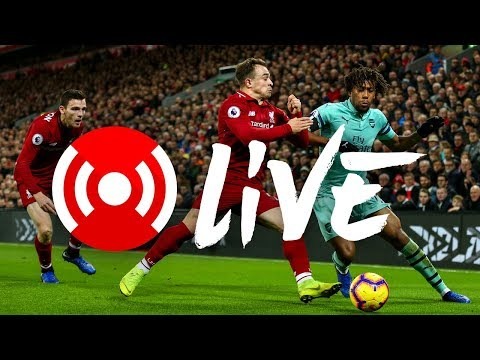 Liverpool 5 - 1 Arsenal | Arsenal Nation Live: Analysis