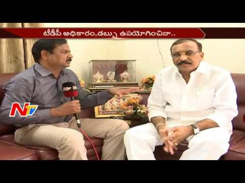Shilpa Mohan Reddy Face to Face over Nandyal Bypoll Election || NTV (видео)