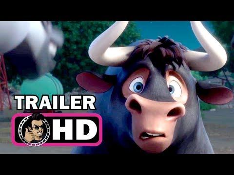 FERDINAND Official Trailer #2 (2017) John Cena Animated Movie HD
