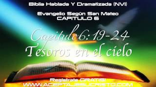 SAN MATEO - Capitulo 6 (BIBLIA HABLADA Y DRAMATIZADA) NVI