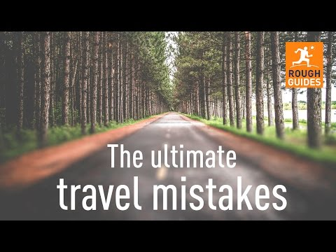 12 travel mistakes we've all made