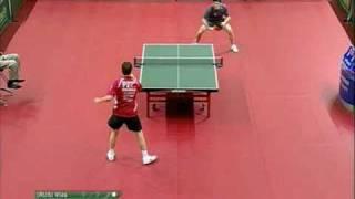 Champions League: Jan-Ove Waldner-Grigory Vlasov