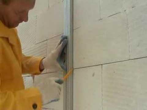 Prowadzenie instalacji w ścianach z bloczków Ytong