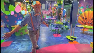 Video Blippi Tours a Children's Museum | Learning Videos for Toddlers MP3, 3GP, MP4, WEBM, AVI, FLV April 2019