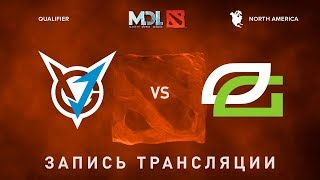 VGJ Storm vs OpTic, MDL NA, game 1 [4ce, Autodestruction]