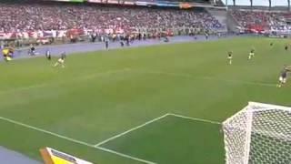 2° gol do Vasco em um jogo emocionante e de muita roubalheira do juiz.