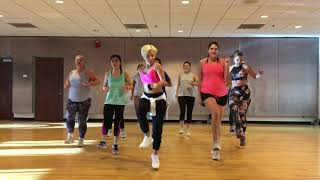 "Video ""COLA SONG"" Inna and J Balvin - Dance Fitness Workout Valeo Club MP3, 3GP, MP4, WEBM, AVI, FLV Maret 2019"