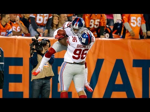 Giants' Defense Leads Way in Win Over Broncos | Stadium