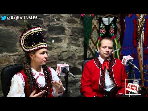 Polish American Folk Dance Company - Radio RAMPA